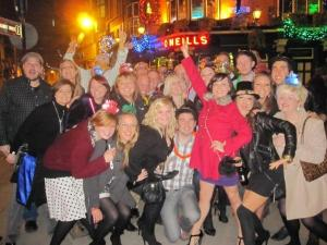 New Year's Eve Pub Crawl Dublin 2018